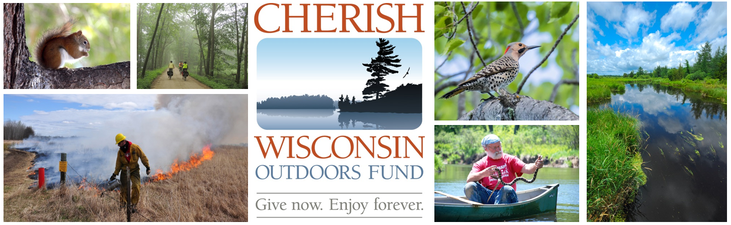 Cherish Wisconsin Outdoors Fund